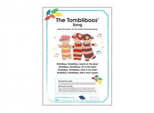 The Tombliboos Song Songs Nights Lyrics Kids Learning