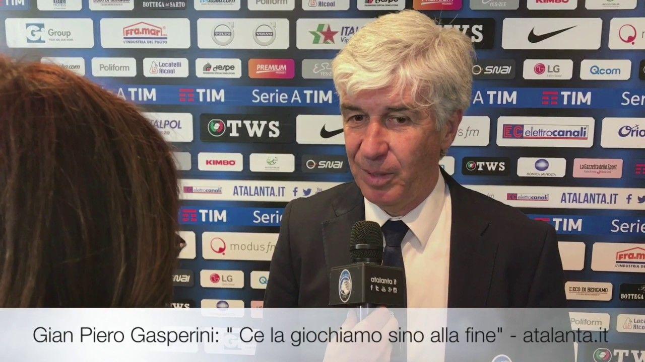 """Leggi l'articolo  https://t.co/O9aJ4nvR85 #[ATALANTA] Gian Piero Gasperini: """"Ce la giochiamo sino alla fine"""" #A https://t.co/qwoe7olIFM"""