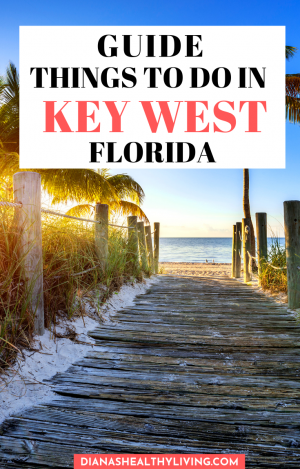 A Guide to the Top Things to do in Key West Florida | Diana's Healthy Living #usatravel