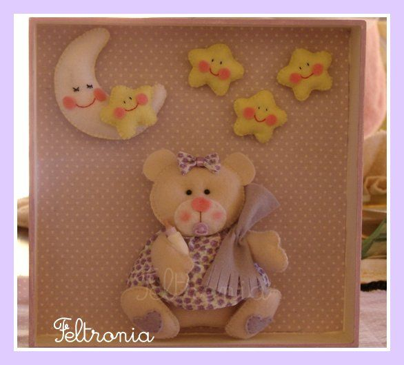 Quadrinho Bebê Ursa! by Feltronia by Bia Leira, via Flickr