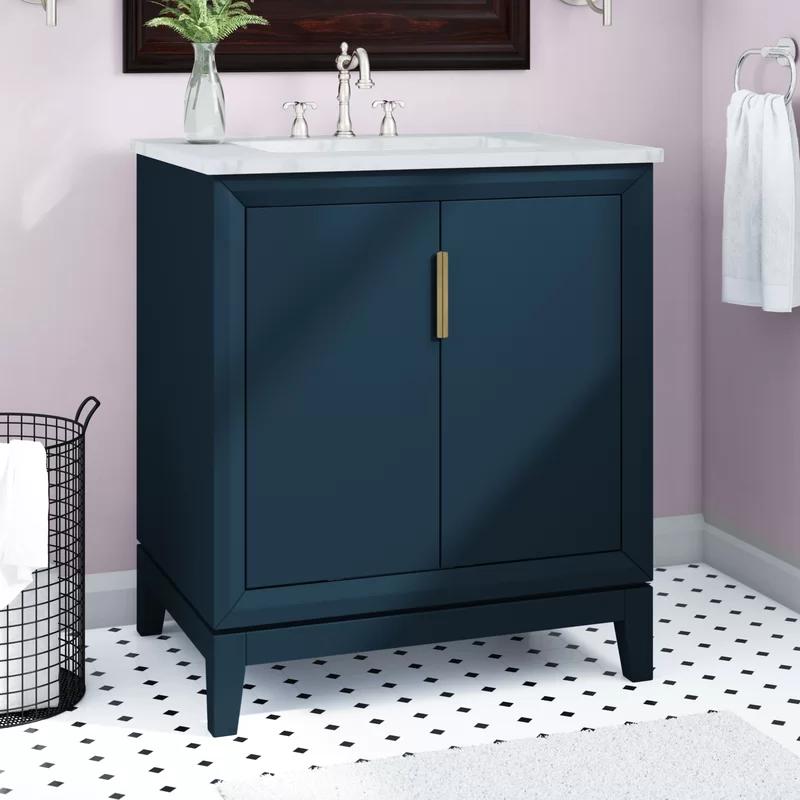 Tappahannock 30 Single Bathroom Vanity Set In 2020 Bathroom