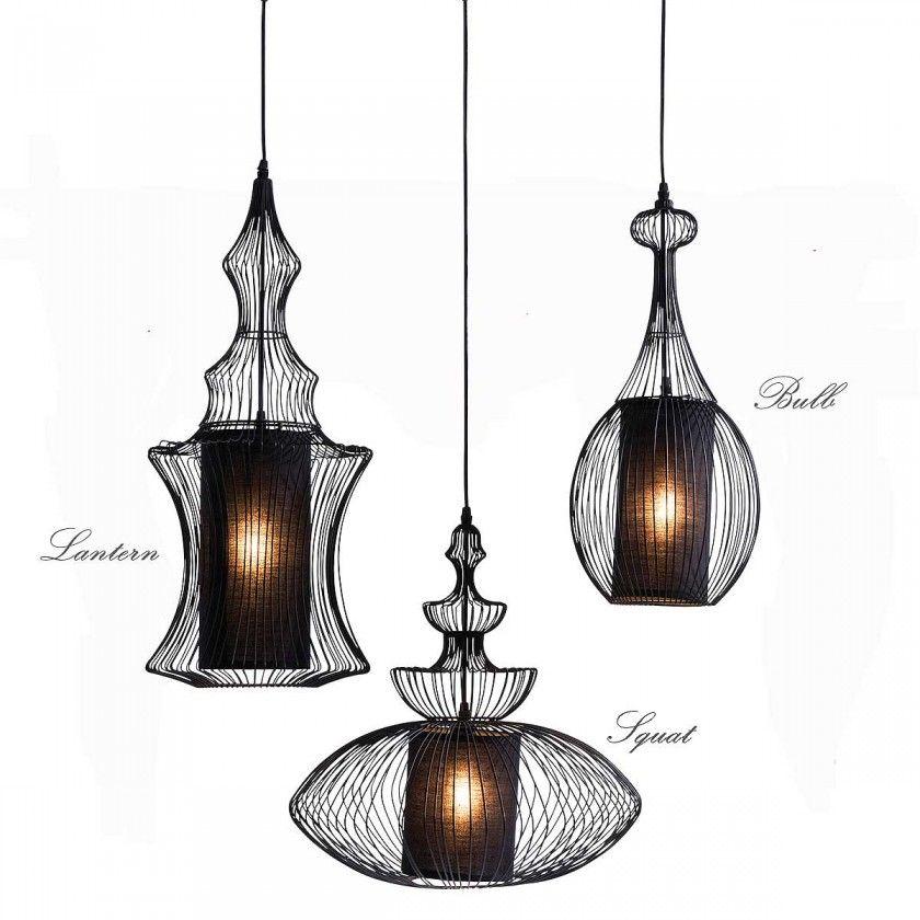 Shadow Squat Black Pendant Light Pendant Light Modern Lighting Design Black Pendant Light