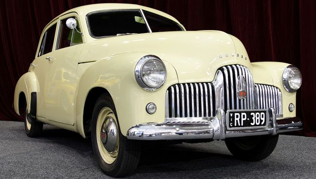 Australia Has A Long And Interesting History In Manufacturing Real - Interesting old cars