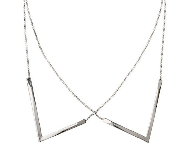 Pin for Later: This Necklace Will Get You Hot Under the Collar