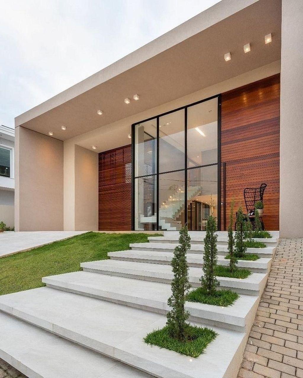 Minimalist Exterior Home Design Ideas: 30+ Charming Minimalist House Plan Ideas That You Can Make