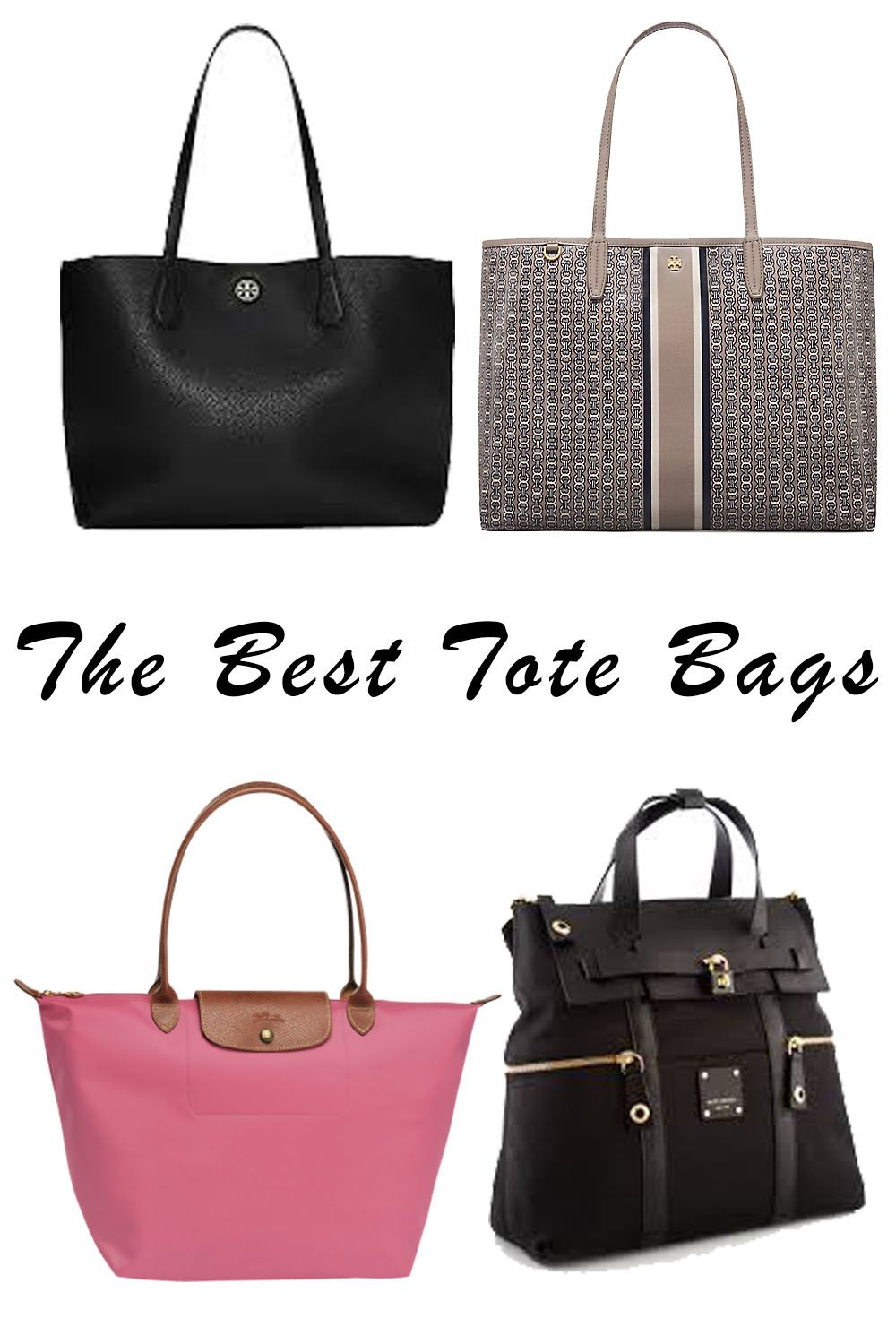The Best Tote Bags For Work School
