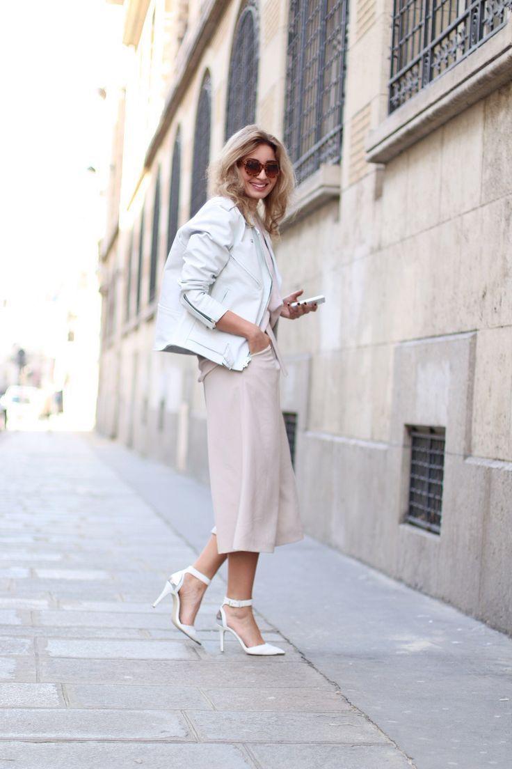 anna rike // white heels | @fashiclassy | #fashiclassy