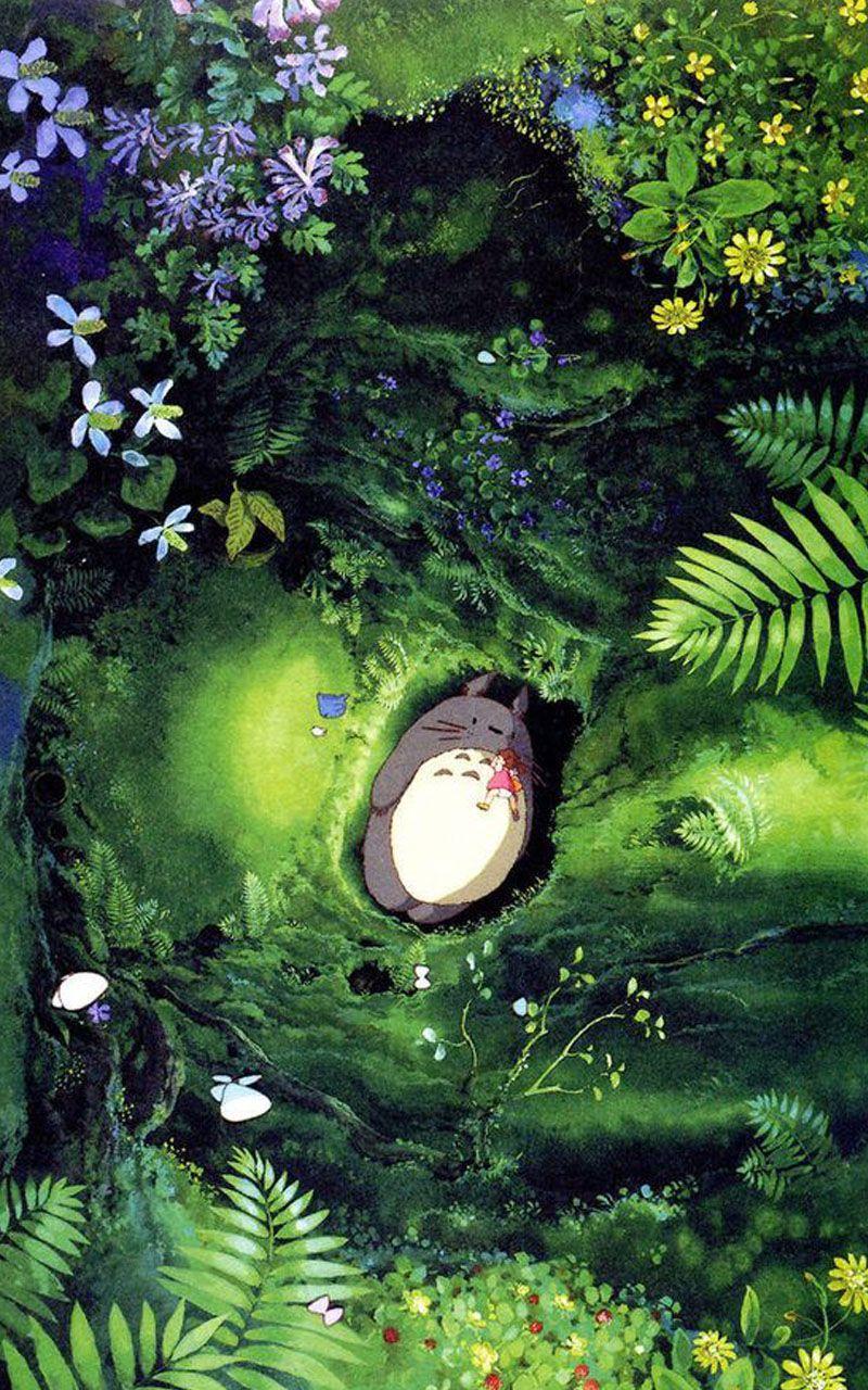 Totoro Studio ghibli, Ghibli art, Studio ghibli art