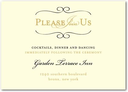 wedding reception card wording google search wedding reception cards pinterest wedding. Black Bedroom Furniture Sets. Home Design Ideas
