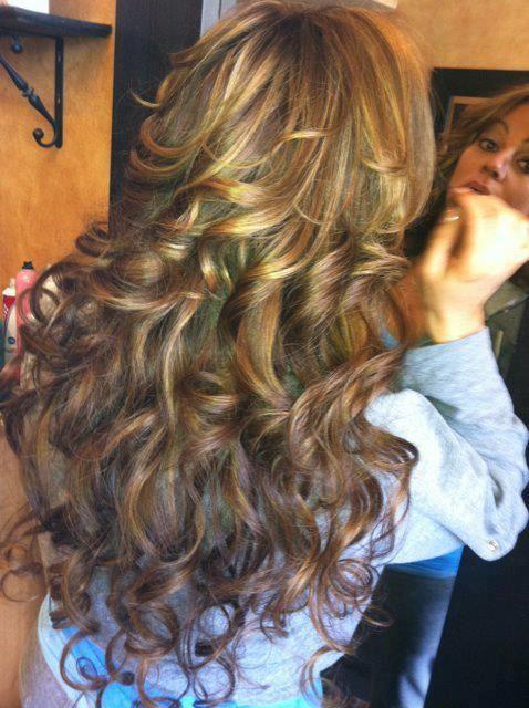 Jenni rivera hair color