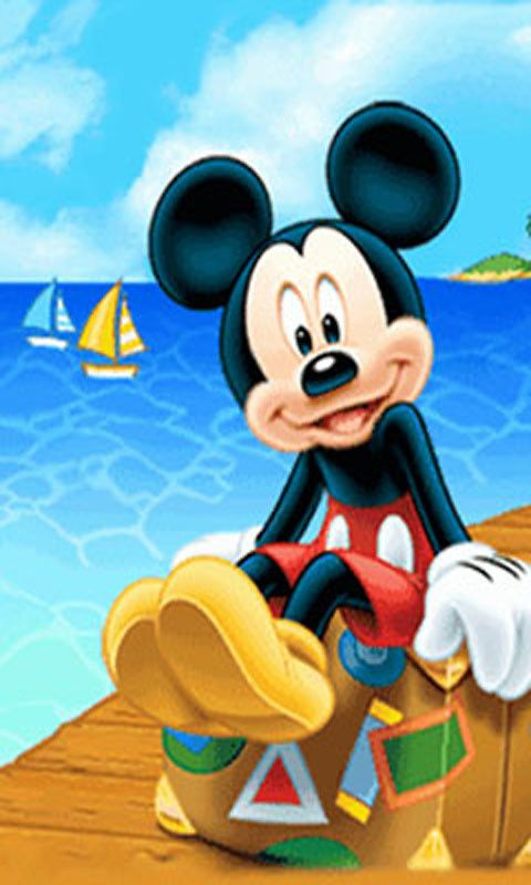 Mickey mouse Picture Wallpapers Mobile Pics HD Wallpapers