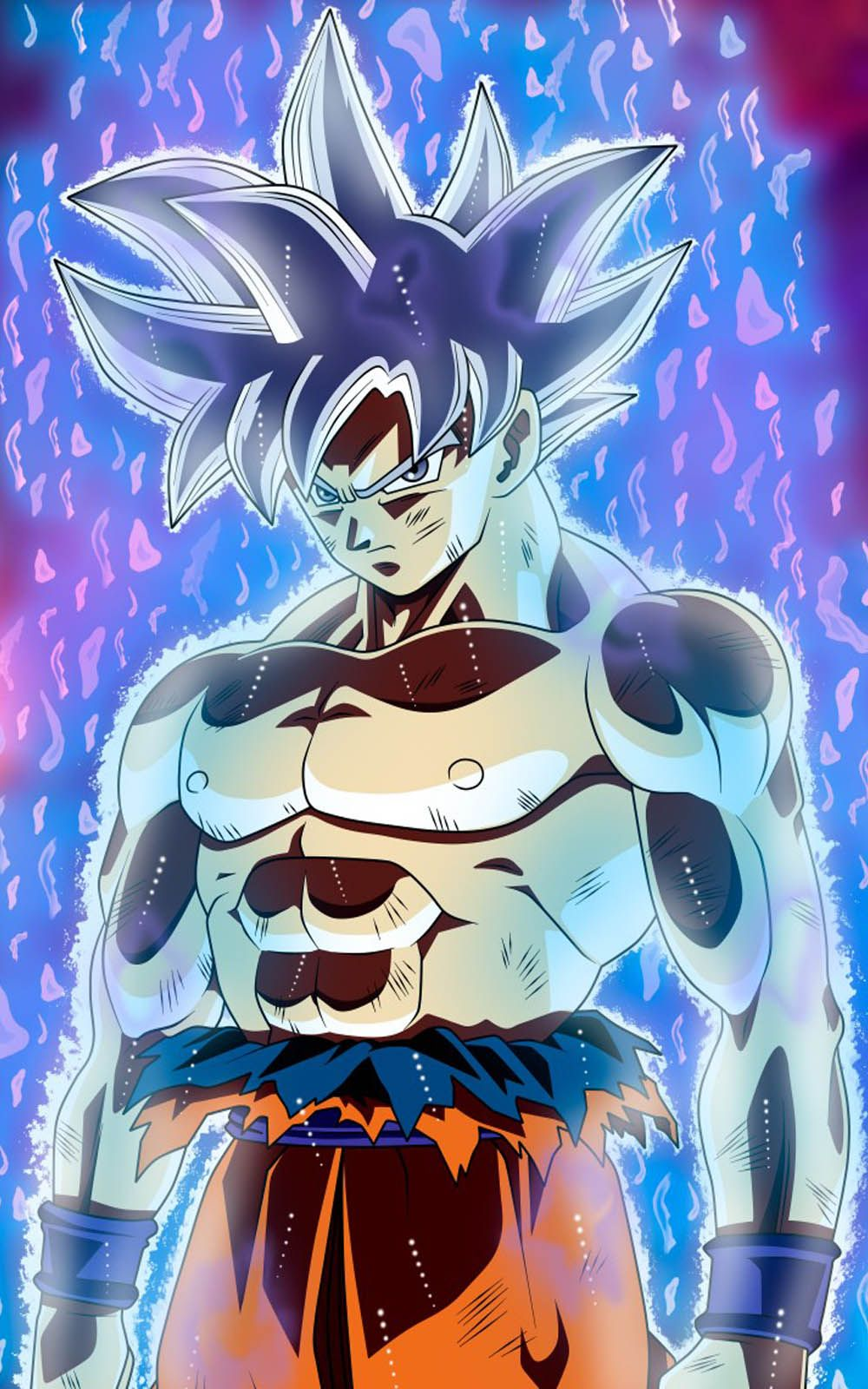 Download Ultra Instinct Goku Dragon Ball Super Free Pure 4k