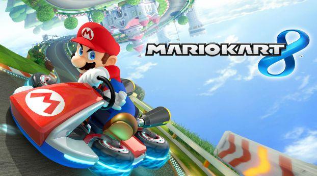 Mario Kart 8 Arcade Racing