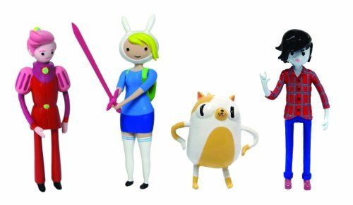 """Adventure Time 2"""" Deluxe Fionna and Cake Pack, http://www.amazon.com/dp/B008D6YBYY/ref=cm_sw_r_pi_awdm_yBfPsb02QZ6CP"""