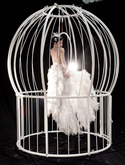 birdcage, LOVE IT - I want it. I will get it made!