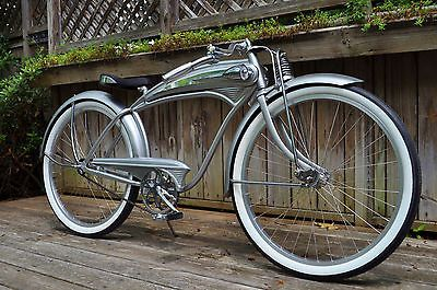 Vintage Retro Bicycle Higgins Shelby Monark Elgin Tank Bike 26 Custom Rat Retro Bicycle Bicycle Vintage Bicycles