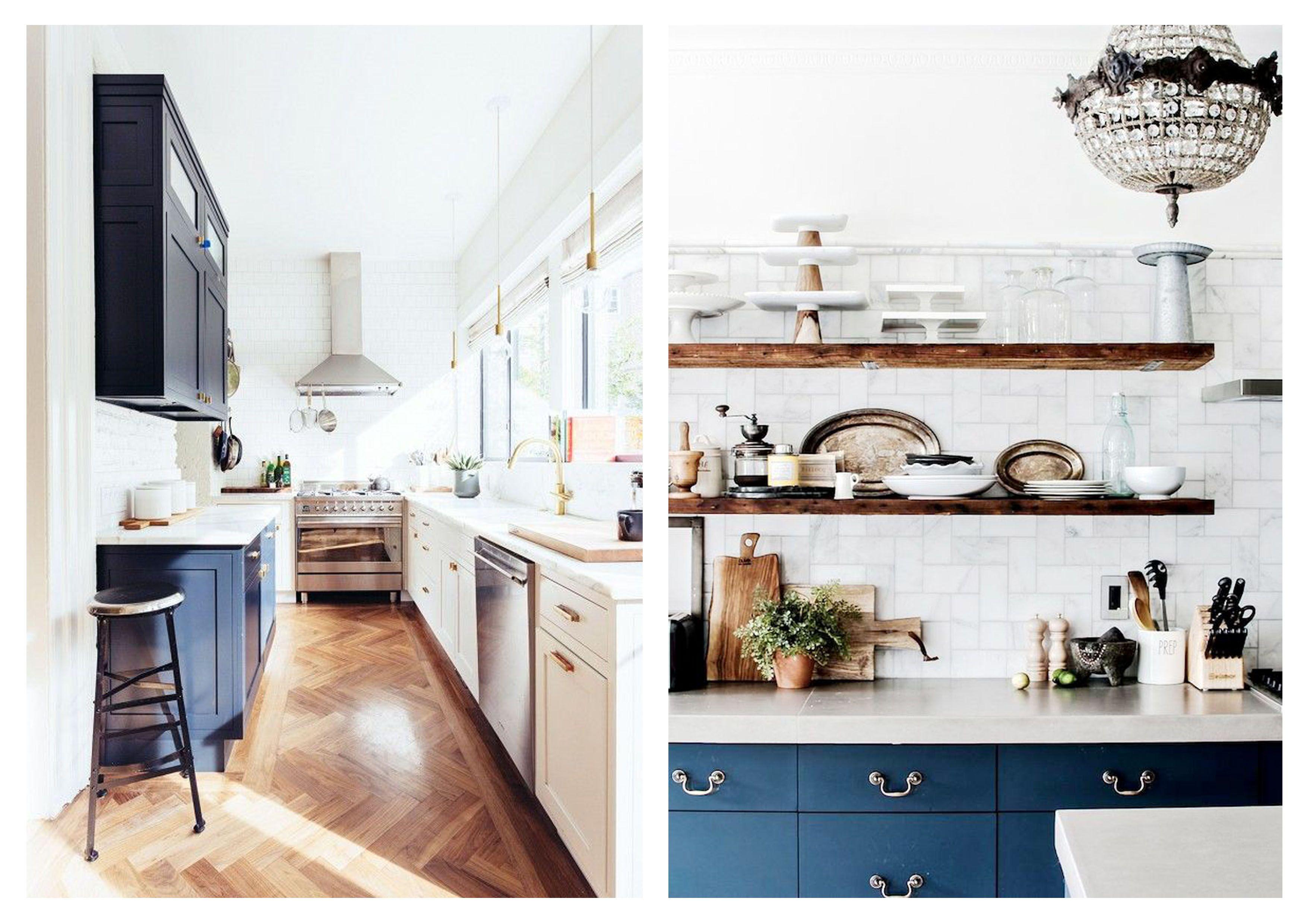 Eye Catching Kitchen Colours   Kitchen color, Kitchen ...
