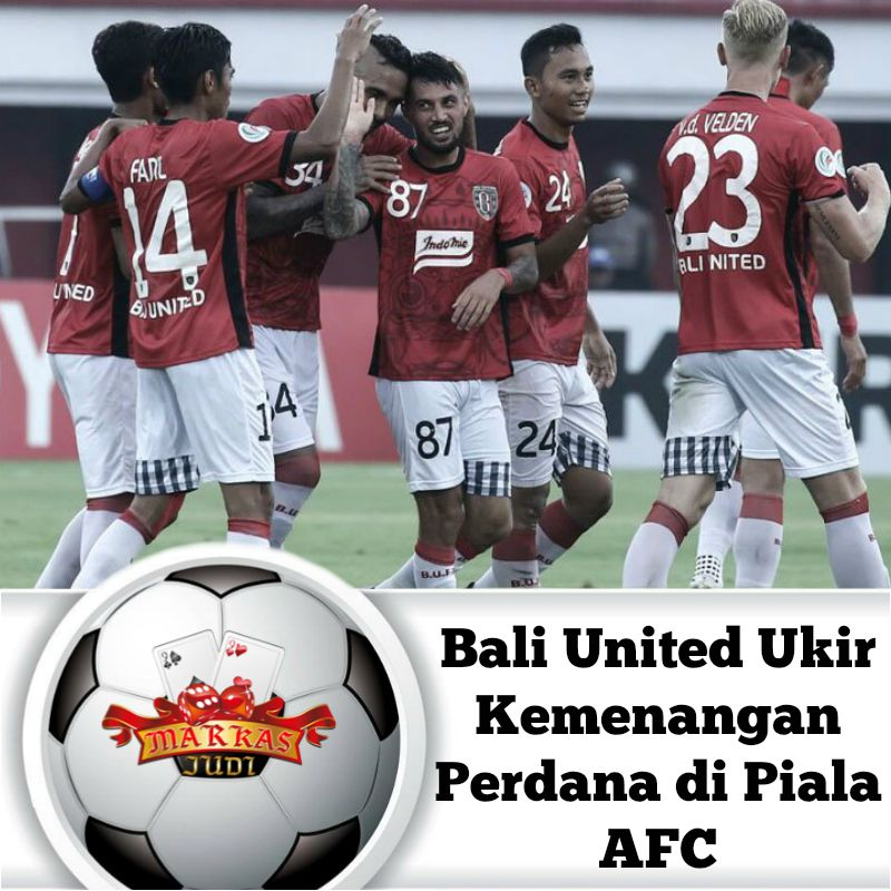 Bali United akhirnya meraih kemenangan perdana di ajang