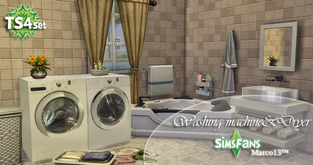 Download Ts4 Washing Machine Dryer Http Simsfans Forumfree It T 70798699 Entry574068320 Sims 4 Washing Machine Sims