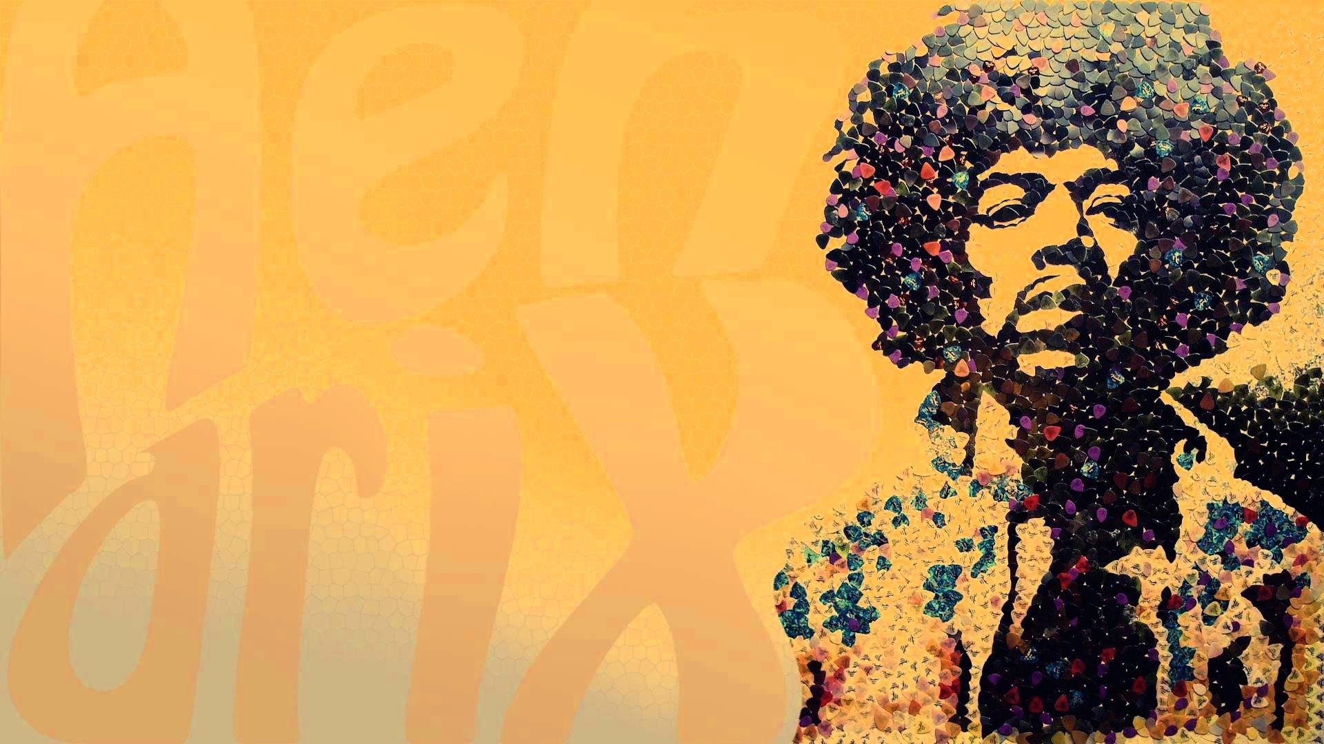 Pin Jimi Hendrix Wallpaper On Pinterest Jimi Hendrix Trippy