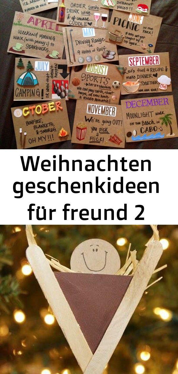 Weihnachten geschenkideen für freund 2 #weihnachtlichetischdekoration