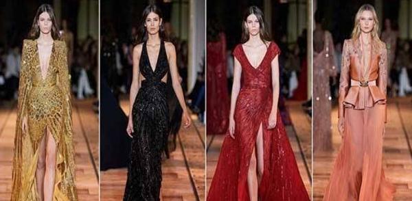 ربيع 2020 فساتين زهير مراد على الطريقة الفرعونية Fashion Beauty Fashion Beauty