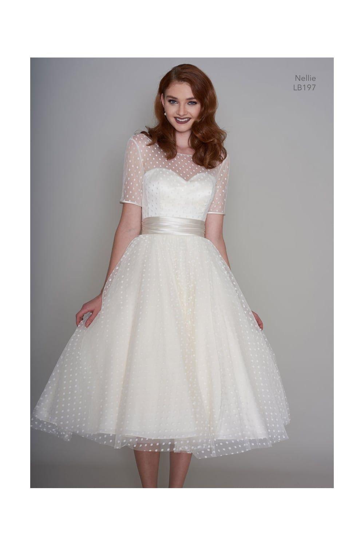 long sleeve low back wedding dress uk