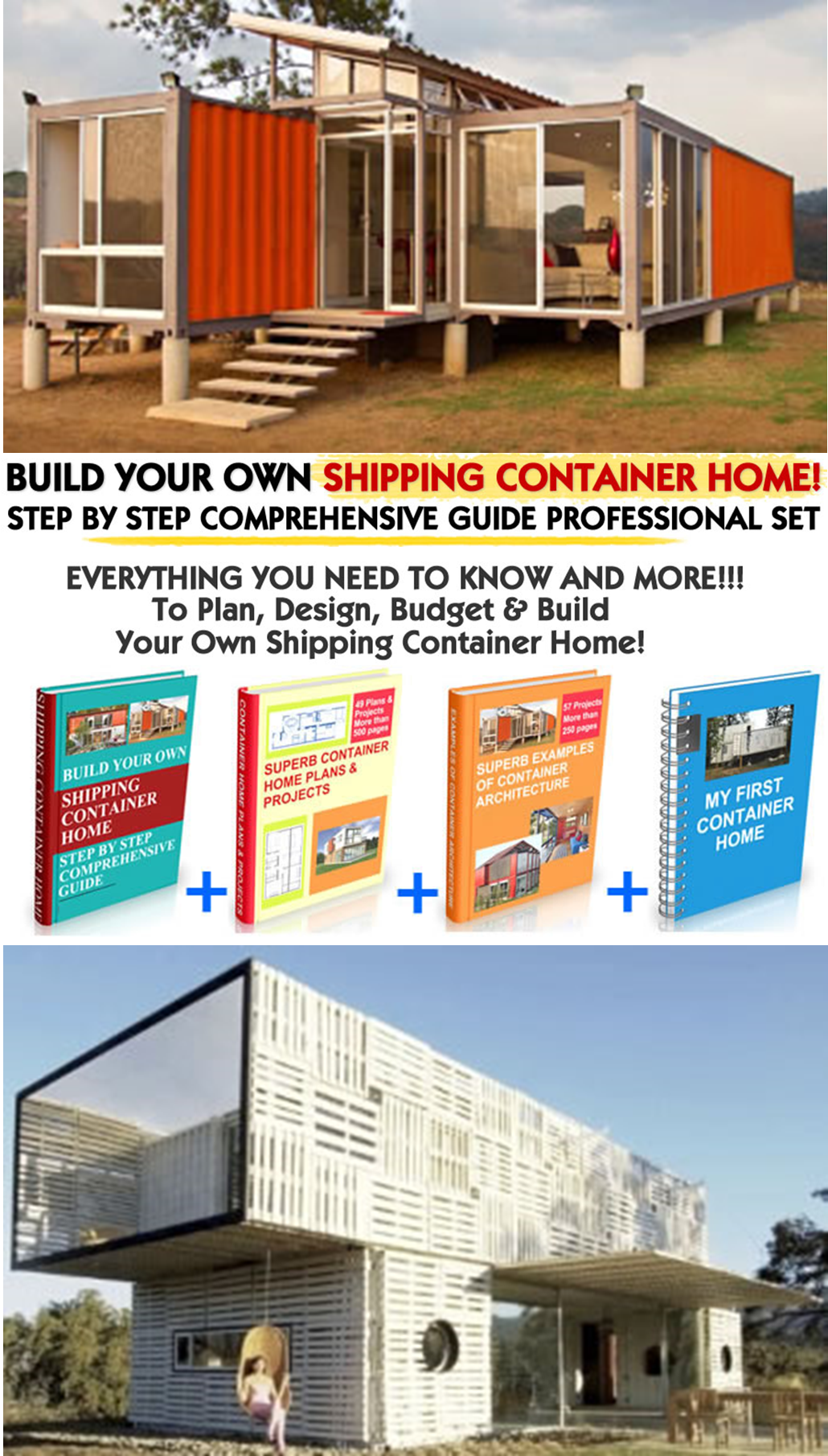 Build Your Own Shipping Container Home Comprehensive Guide In 2020 Container House Shipping Container Homes Container House Plans