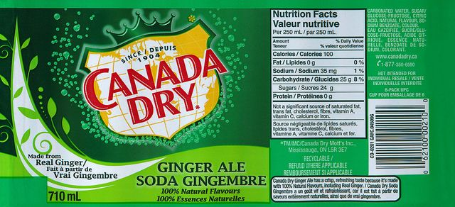 Ginger Ale Ginger Ale How To Cure Nausea Barbie Food