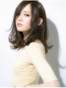 髪型 黒髪セミロング必見 黒髪に似合うヘアスタイル6選 Kurashiru