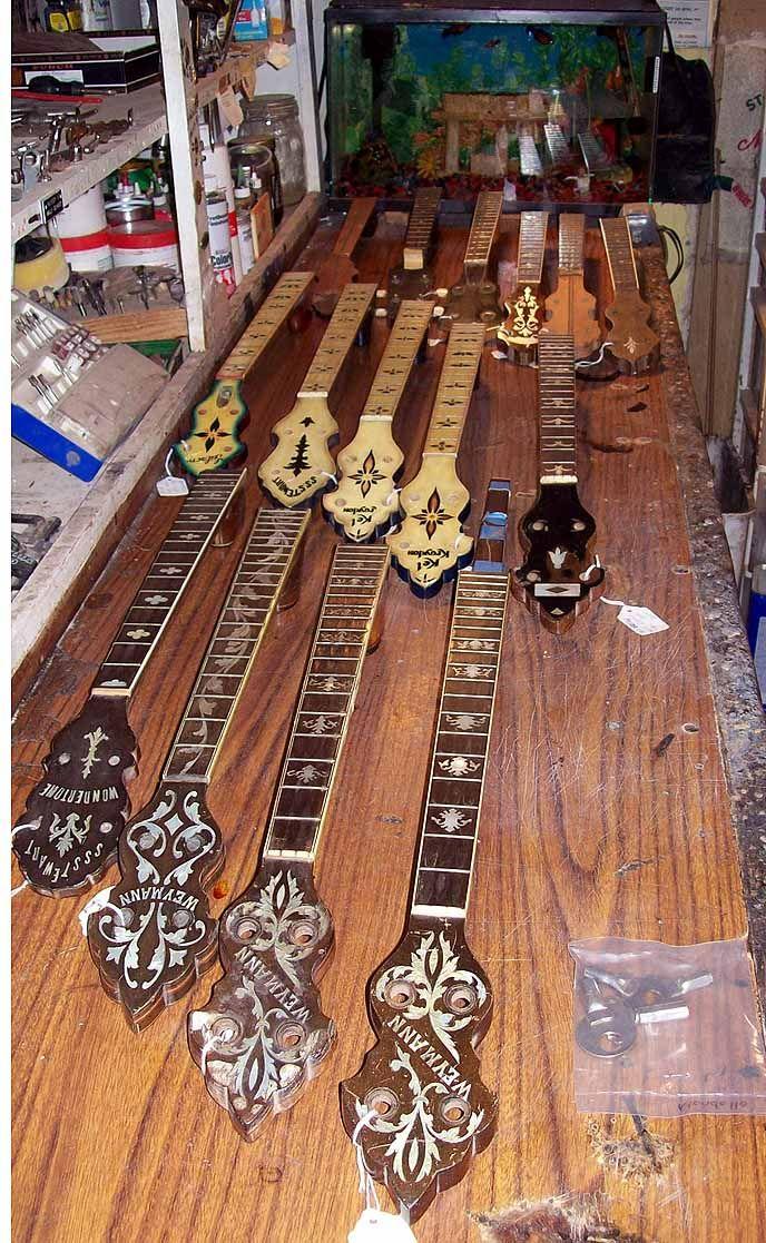 vintage tenor banjo necks for sale cigar box resonators and tenor guitars pinterest. Black Bedroom Furniture Sets. Home Design Ideas