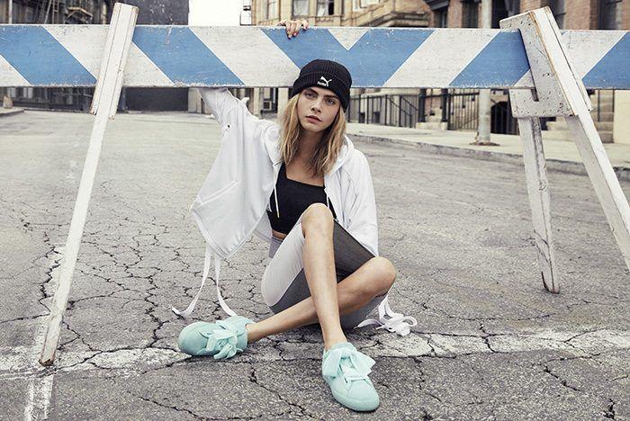 timeless design c5633 5d0d1 PUMA and Cara Delevigne Introduce Do You Campaign – Sneaker ...