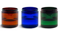 Plastic Jars (By Color)