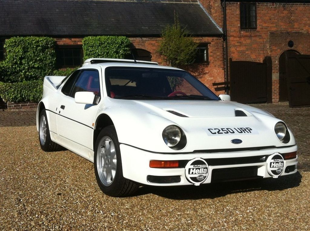 1986 Ford Rs200 View Ebay Ad Http Ebay To 16habsr Car Ford