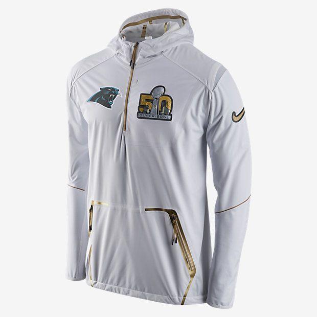 separation shoes 740fb e9365 SB50 Nike Fly Rush Alpha (NFL Panthers) Men's Jacket | NFL ...