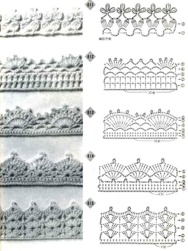 Crinochet | Crochet | Pinterest | Vanessa montoro, Ganchillo y Tejido