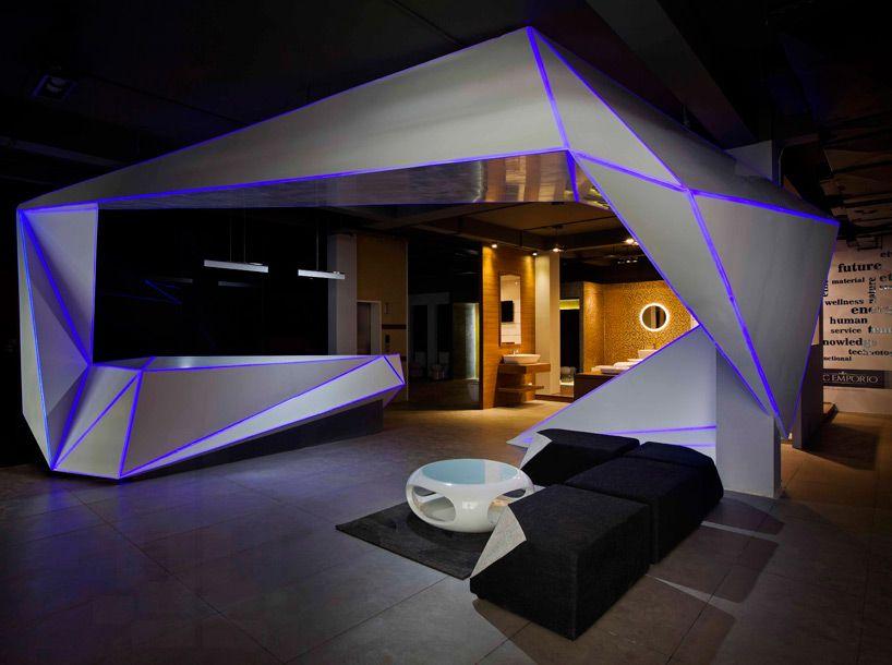 Modern Architecture Exhibition nude emporio design 4 provocative modern architecture approach for