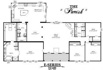Southern Energy Ez 600 Homesplus House Floor Plans Floor Plans Energy