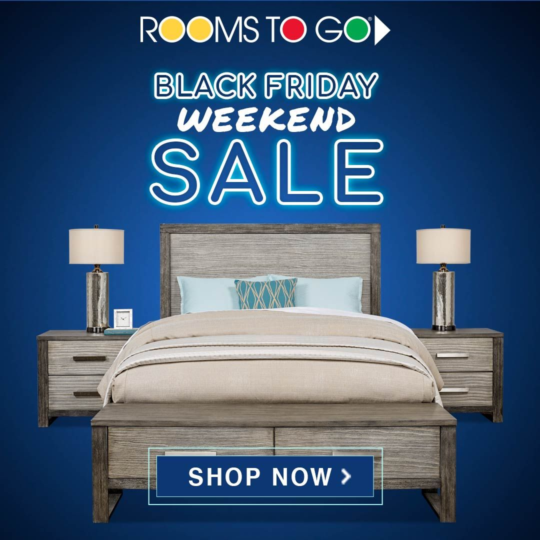 Save All Weekend Long During Our Black Friday Sale Shop Living