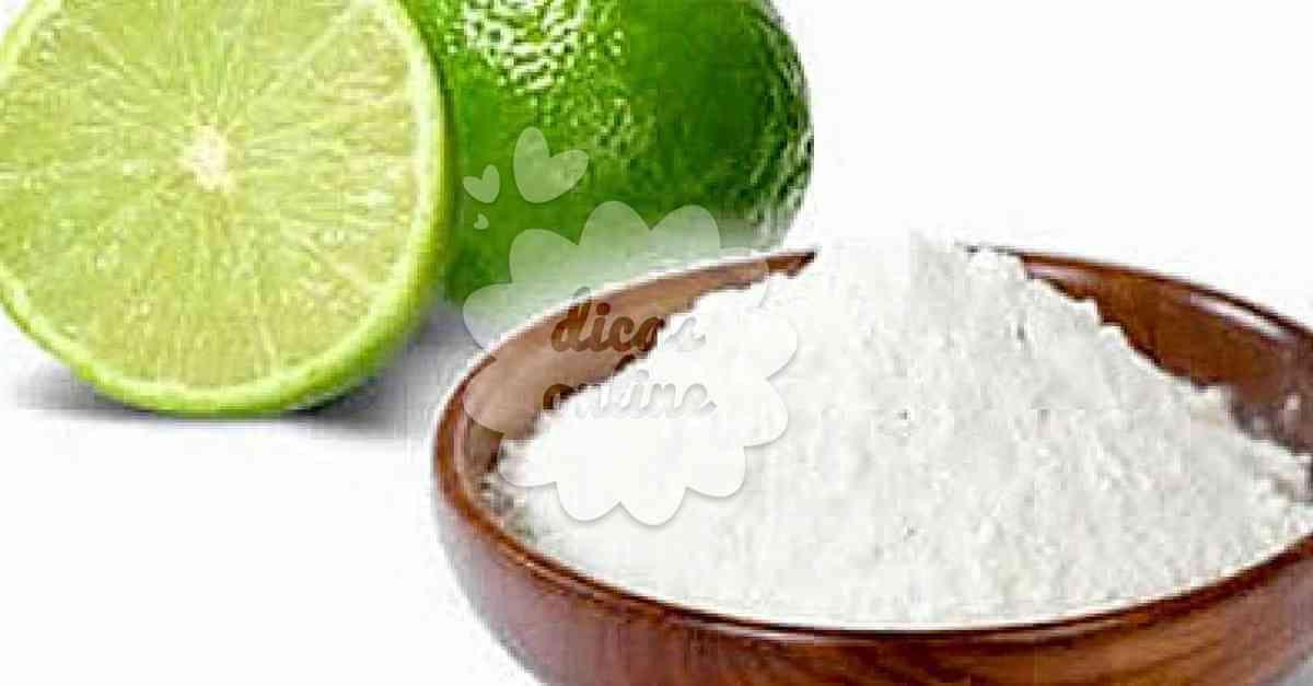 Bicarbonato Com Suco De Limao E Seus Usos Bicarbonato Com Limao