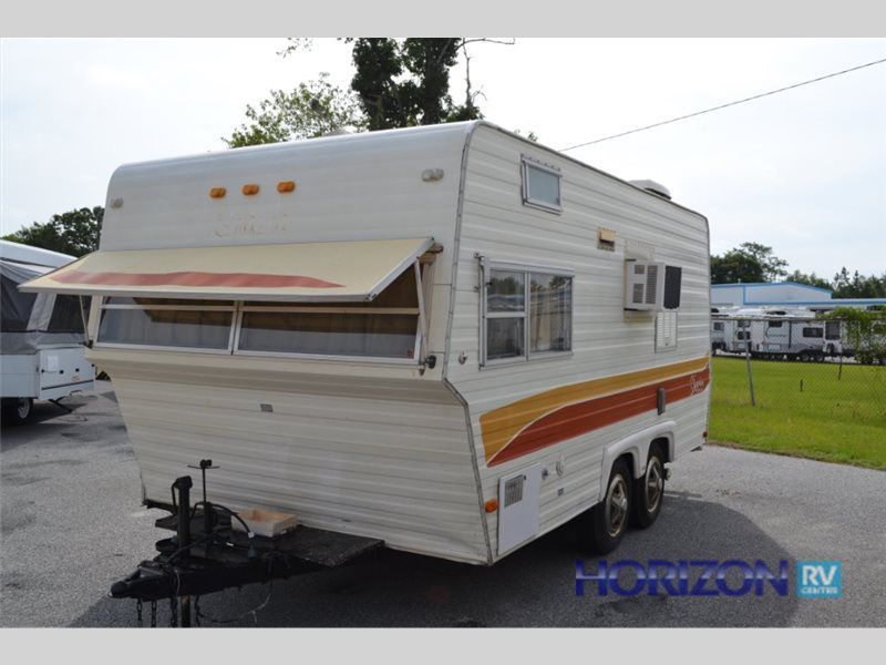 Used 1977 Shasta 18 Travel Trailer At Horizon Rv Lake Park Ga 33100z