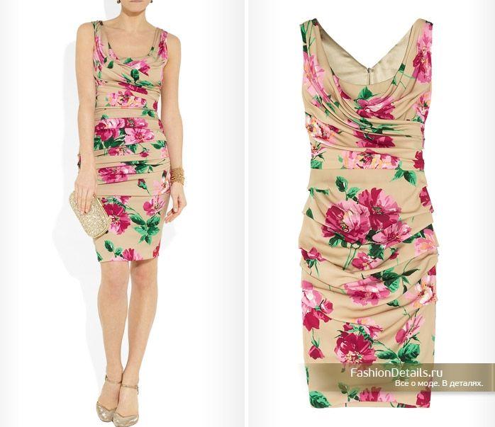 10 самых интересных платьев сезона весна-лето 2012   Fashion Details. Всё о моде Весна-Лето 2013