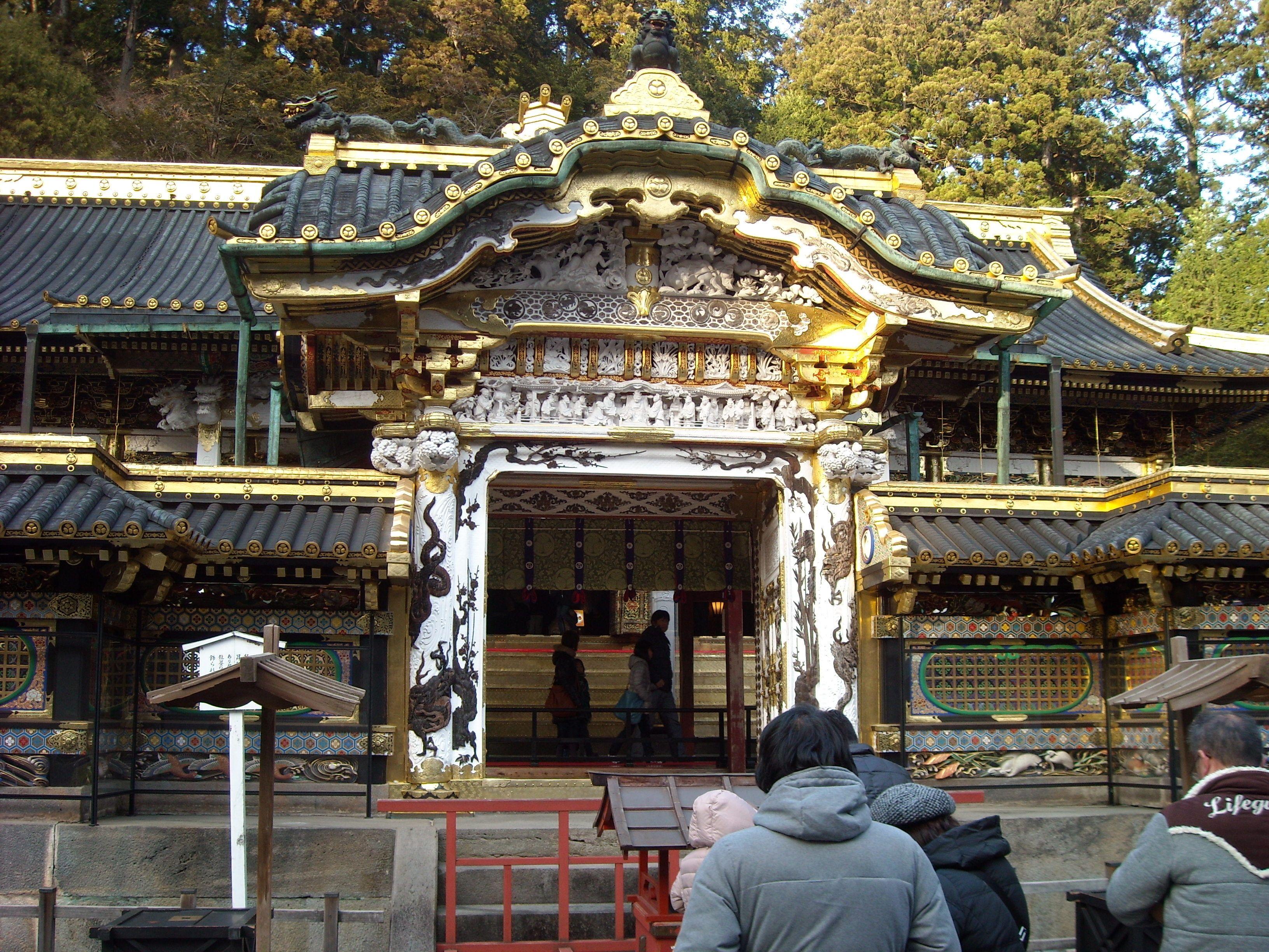 Nikko Toshogu | 日光・Nikko | Pinterest | Nikko