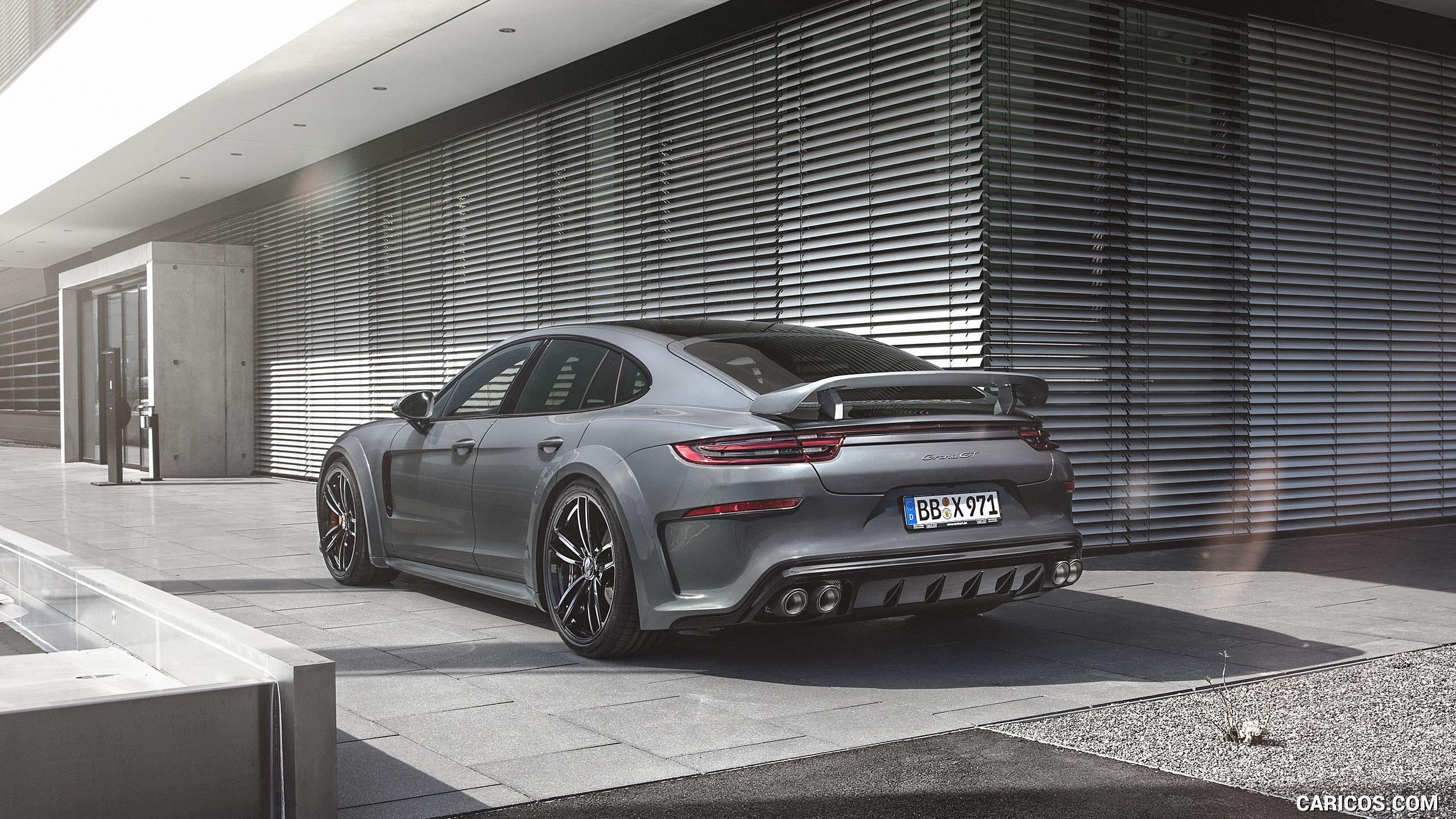 2017 TECHART GrandGT based on Porsche Panamera Wallpaper   tuning ... e5b41e5d94