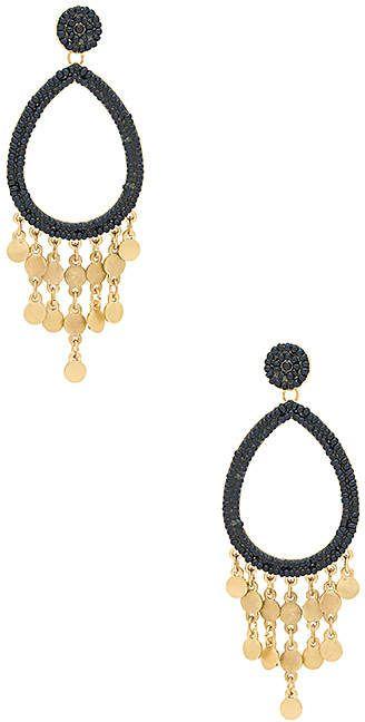 533dc0aeb5698 Rebecca Minkoff Riley Beaded Drop Earrings | Уподобання на Pinterest ...