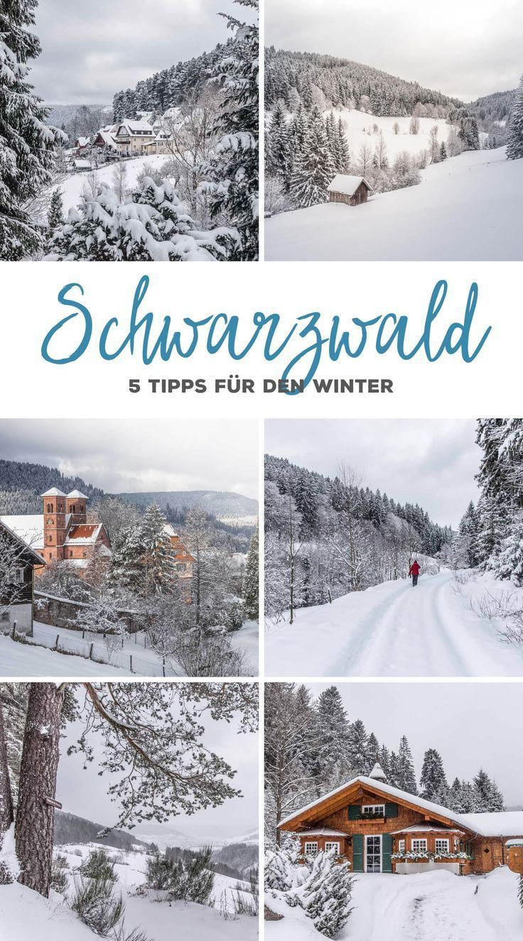 Photo of 5 winter hiking tips around Baiersbronn in the Black Forest
