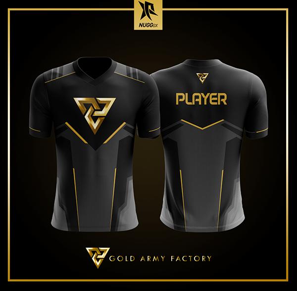 Download 1 4 2018 Gaming Jerseys Catalogue On Behance Sports Jersey Design Sports Tshirt Designs Sports Uniform Design
