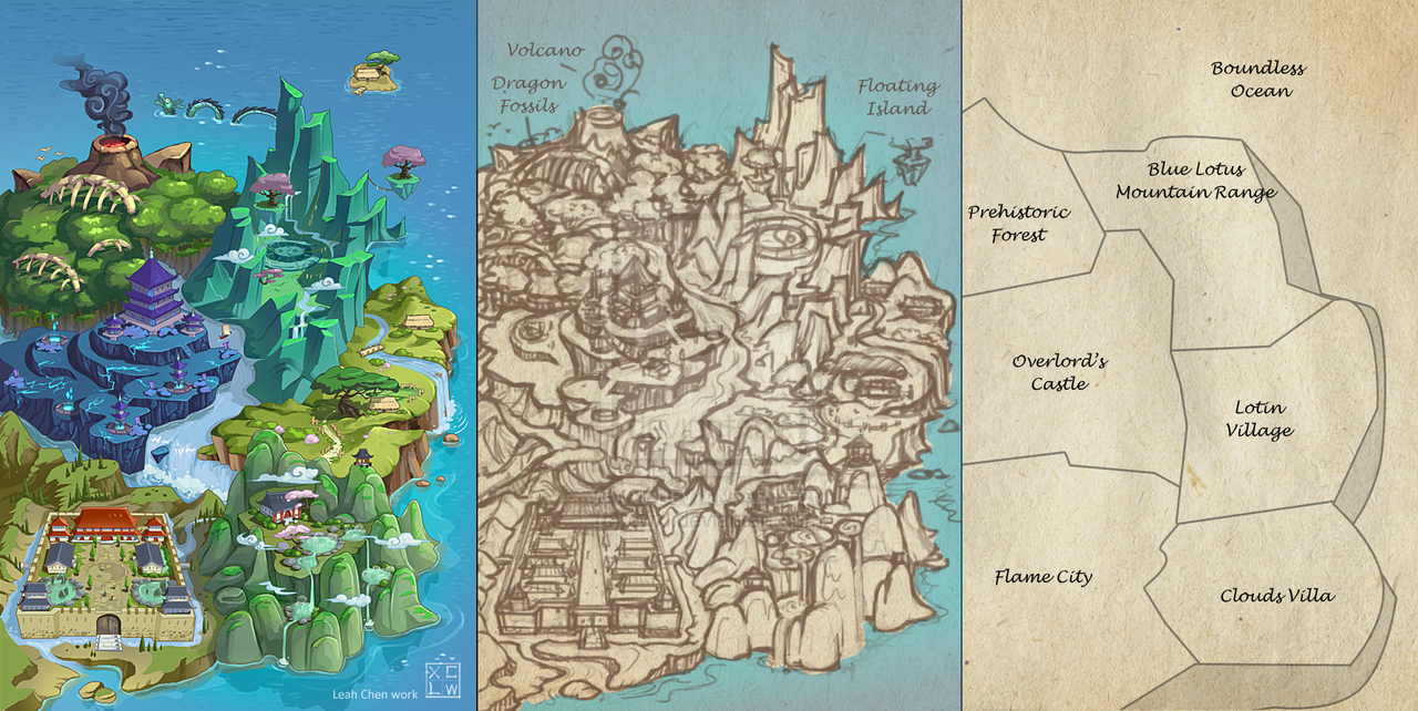 Game Level Map Design By Cwxl On Deviantart Map Design Game Background Game Art