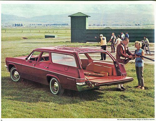 1966 Chevrolet Bel Air Station Wagon Station Wagon Chevrolet