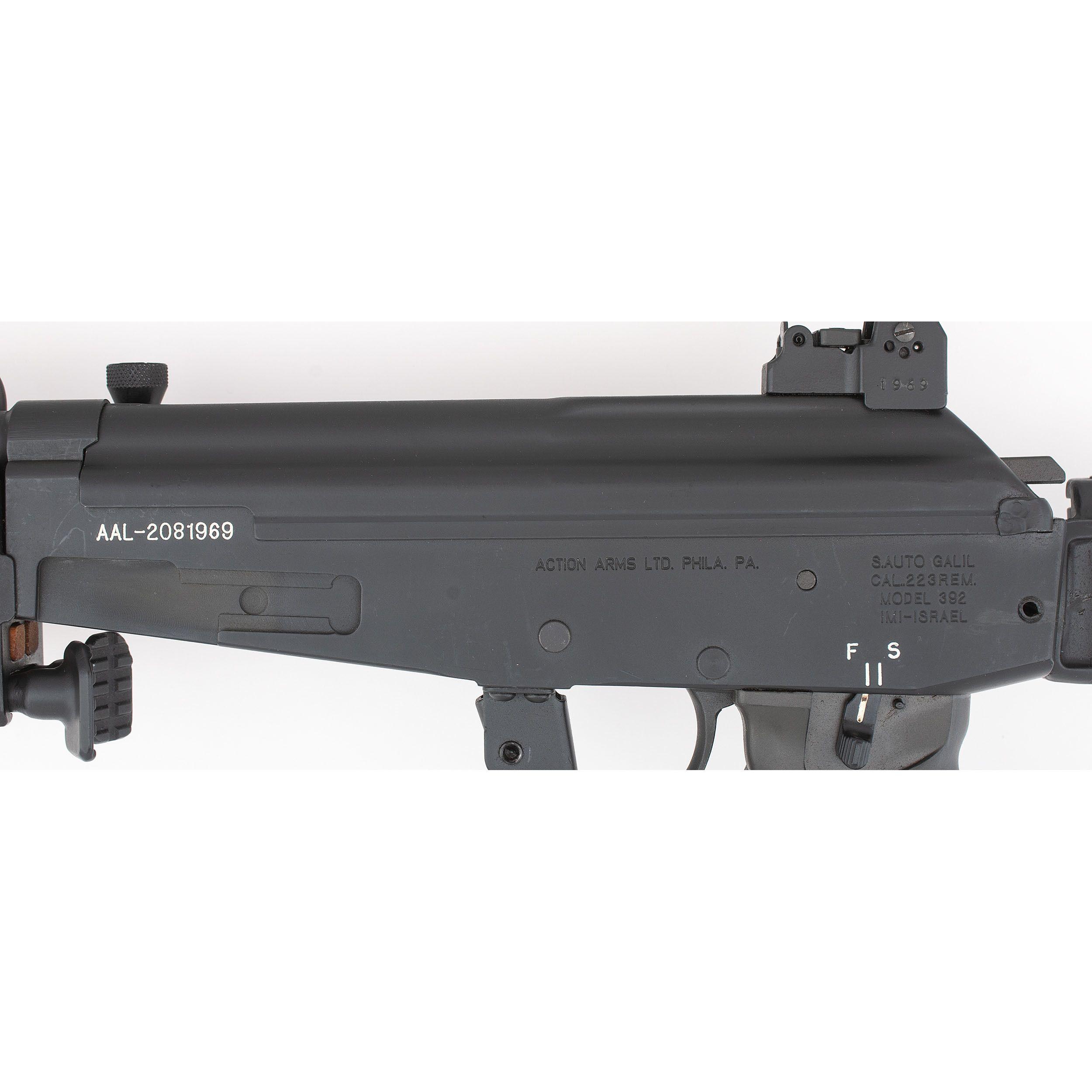 IMI Galil Model 392 Semi-Automatic     | Firearms | Semi